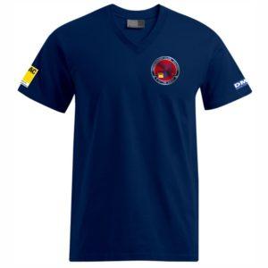 T-Shirts V-Aussschnitt